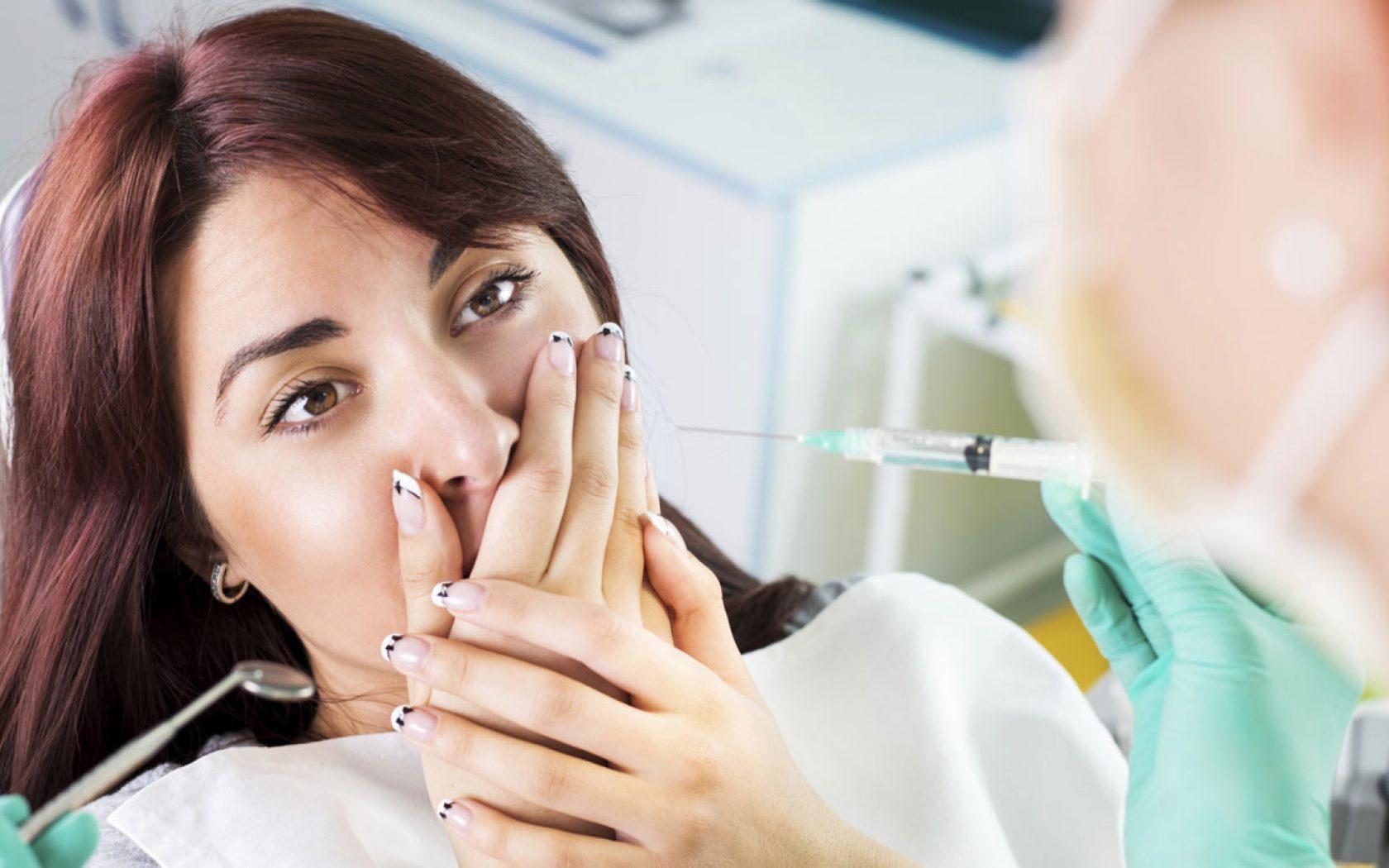 Ξεπερνώντας το φόβο για τον οδοντίατρο
