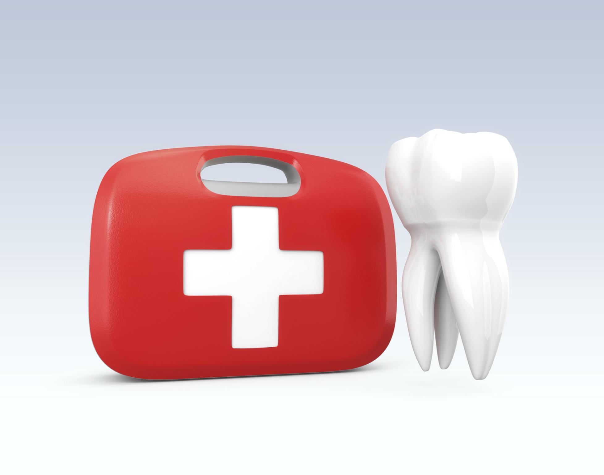 Δόντια: Πρώτες βοήθειες για τα απρόοπτα στο σπίτι