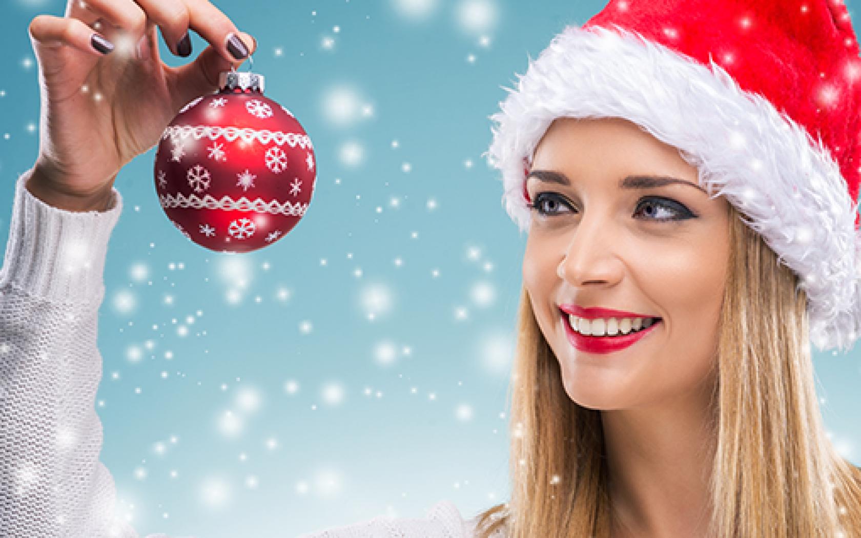 Γιορτές με «λευκό» χαμόγελο σε ένα ραντεβού